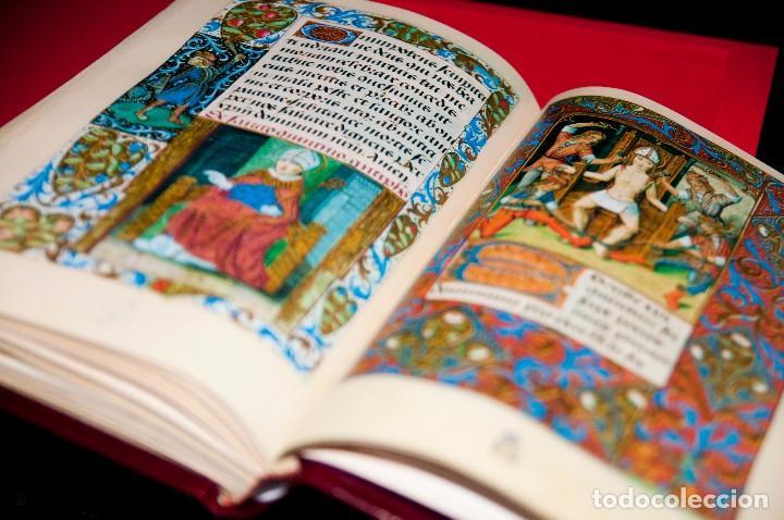 Libros antiguos: Libro de las Horas de Carlos V - Ed. Versol - Facsímil - Foto 15 - 114660691
