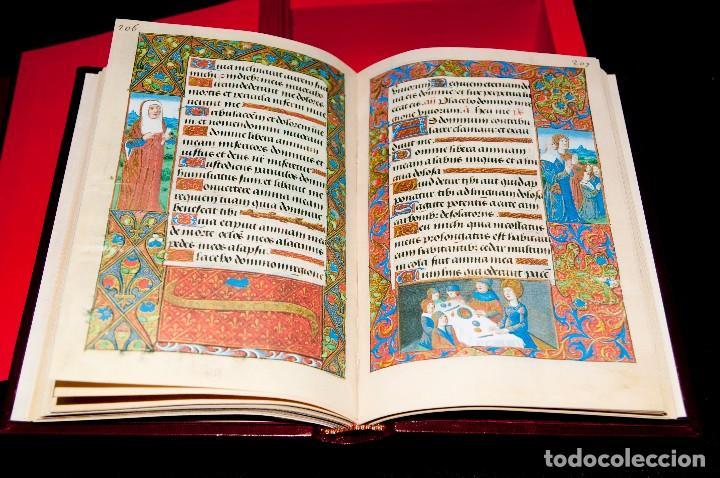 Libros antiguos: Libro de las Horas de Carlos V - Ed. Versol - Facsímil - Foto 19 - 114660691