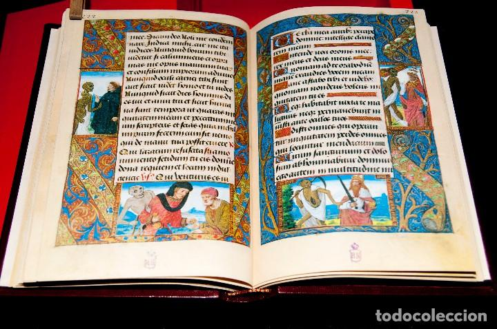 Libros antiguos: Libro de las Horas de Carlos V - Ed. Versol - Facsímil - Foto 20 - 114660691