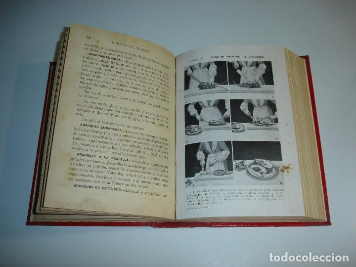 Libros antiguos: ¿QUIERE USTED COMER BIEN? CARMEN DE BURGOS (COLOMBINE) - RAMON SOPENA 1931 - Foto 7 - 114738715