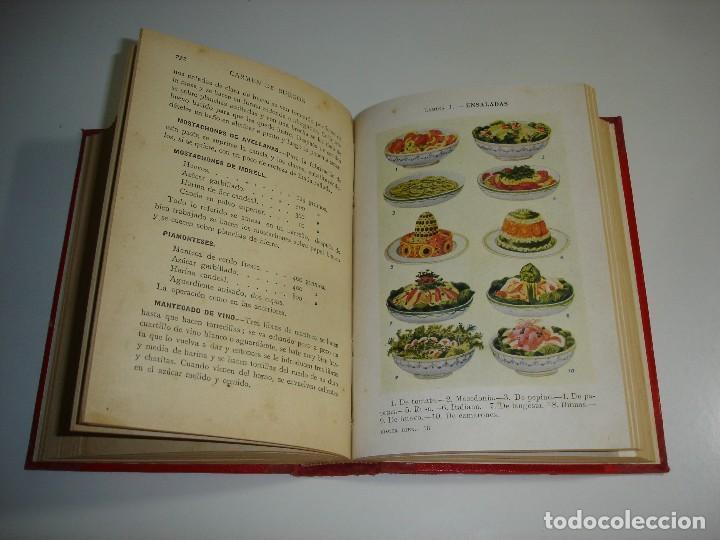 Libros antiguos: ¿QUIERE USTED COMER BIEN? CARMEN DE BURGOS (COLOMBINE) - RAMON SOPENA 1931 - Foto 8 - 114738715
