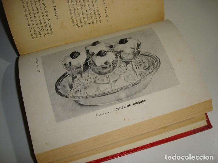 Libros antiguos: ¿QUIERE USTED COMER BIEN? CARMEN DE BURGOS (COLOMBINE) - RAMON SOPENA 1931 - Foto 9 - 114738715