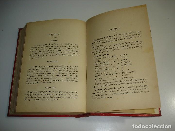 Libros antiguos: ¿QUIERE USTED COMER BIEN? CARMEN DE BURGOS (COLOMBINE) - RAMON SOPENA 1931 - Foto 10 - 114738715