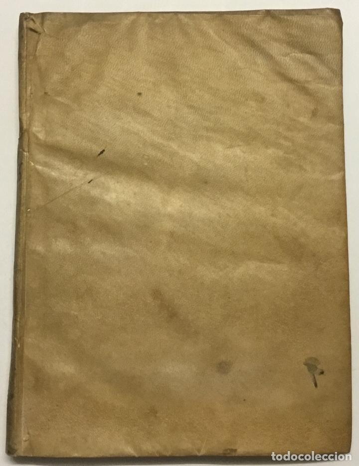 Libros antiguos: TRATTATO PARANETICO, OVERO ESSORTATORIO DEDICATO A' RÈ, PRENCIPI, POTENTATI, E REPUBLICHE DELL?EUROP - Foto 5 - 114799696