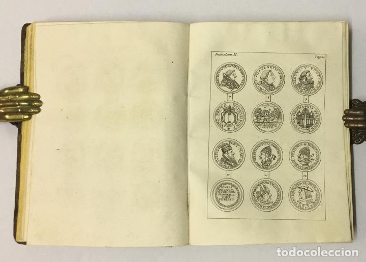 Libros antiguos: CIENCIA DE LAS MEDALLAS, con notas historicas i criticas... [JOBERT, Louis.] MONEDAS-MEDALLAS. - Foto 6 - 114799458