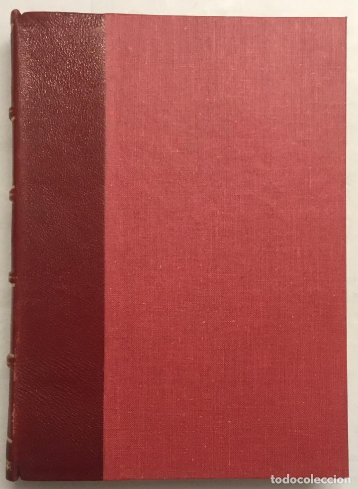Libros antiguos: BUTLLETÍ DE LA BIBLIOTECA DE CATALUNYA. - [Revista.] 1914 - 1934. 8 tomos en 6 volumenes. - Foto 5 - 114799660