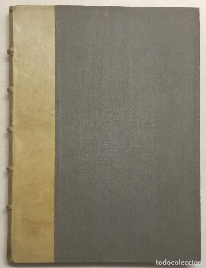 Libros antiguos: BUTLLETÍ DE LA BIBLIOTECA DE CATALUNYA. - [Revista.] 1914 - 1934. 8 tomos. - Foto 6 - 114799664