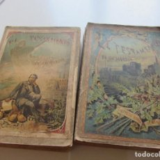 Libros antiguos: EL TESTAMENTO DE UN MARTIR. ALFREDO ROMAN DE LUNA. EDI. FONT Y TORRENS. 1885. CSU101. Lote 114892719