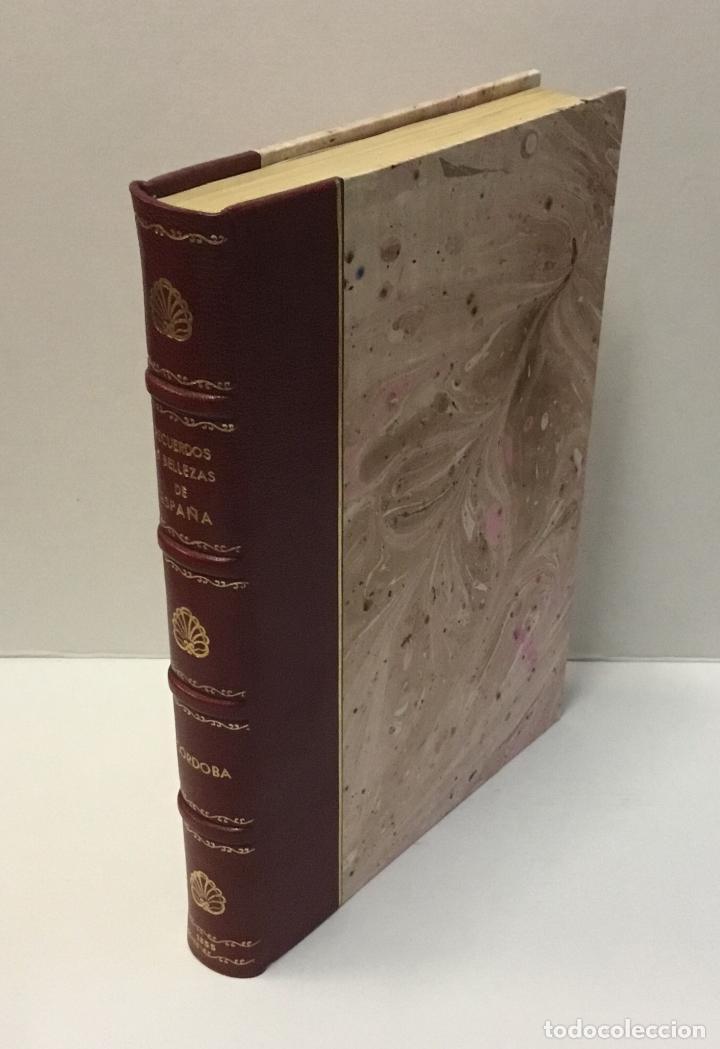 Libros antiguos: RECUERDOS Y BELLEZAS DE ESPAÑA. CORDOBA. MADRAZO, P. de. 1855. LITOGRAFÍAS DE PARCERISAS. - Foto 2 - 114799640