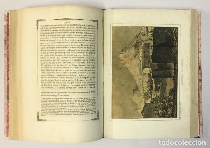 Libros antiguos: RECUERDOS Y BELLEZAS DE ESPAÑA. CORDOBA. MADRAZO, P. de. 1855. LITOGRAFÍAS DE PARCERISAS. - Foto 7 - 114799640