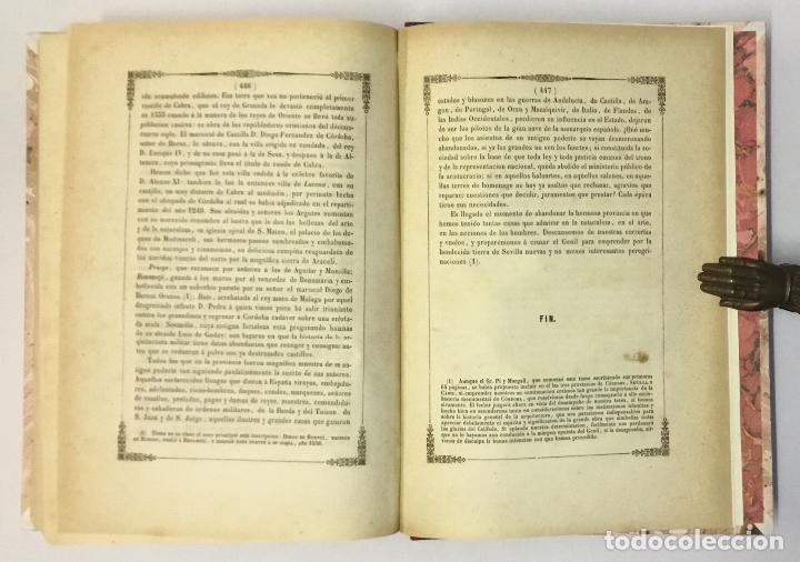 Libros antiguos: RECUERDOS Y BELLEZAS DE ESPAÑA. CORDOBA. MADRAZO, P. de. 1855. LITOGRAFÍAS DE PARCERISAS. - Foto 10 - 114799640