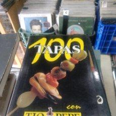 Libros antiguos: 100 TAPAS. Lote 115013307