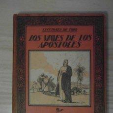 Libros antiguos: LOS VIAJES DE LOS APOSTOLES. LECCIONES DE TODO. CARLES RIBA. EDITORIAL MUNTAÑOLA. 1922. Lote 115015431