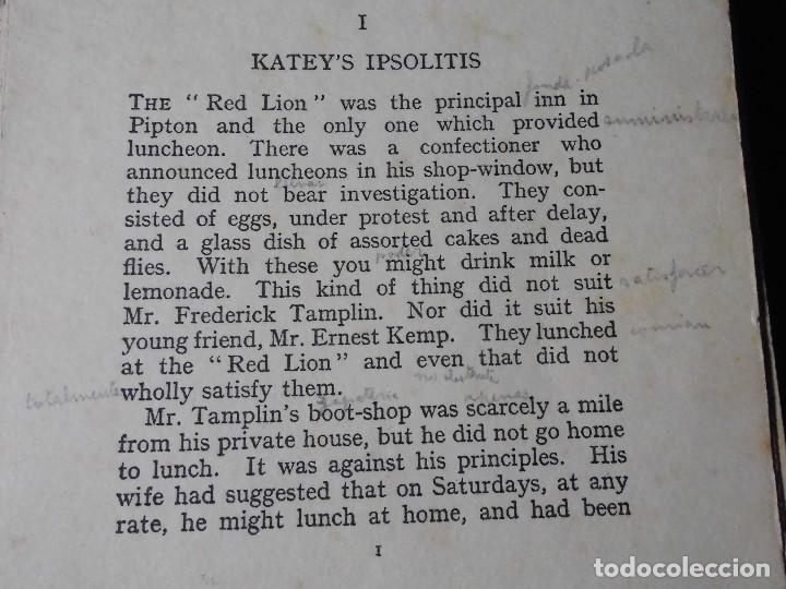 Libros antiguos: TAMPLIN'S TALES OF HIS FAMILY (BARRY PAIN) - PRIMERA EDICIÓN, CIRCA 1924 - MUY RARO - Foto 4 - 115023483