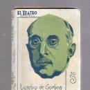 Libros antiguos: EL TEATRO MODERNO. Nº 165. LOS QUE NO PERDONAN. EUSEBIO DE GORBEA. Lote 115050811