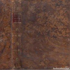 Libros antiguos: PRONTUARIO ARTISTICO DICCIONARIO MANUAL DE LAS BELLAS ARTES MADRID ESCRIBANO MDCCLXXXVIII 1783. Lote 115068155