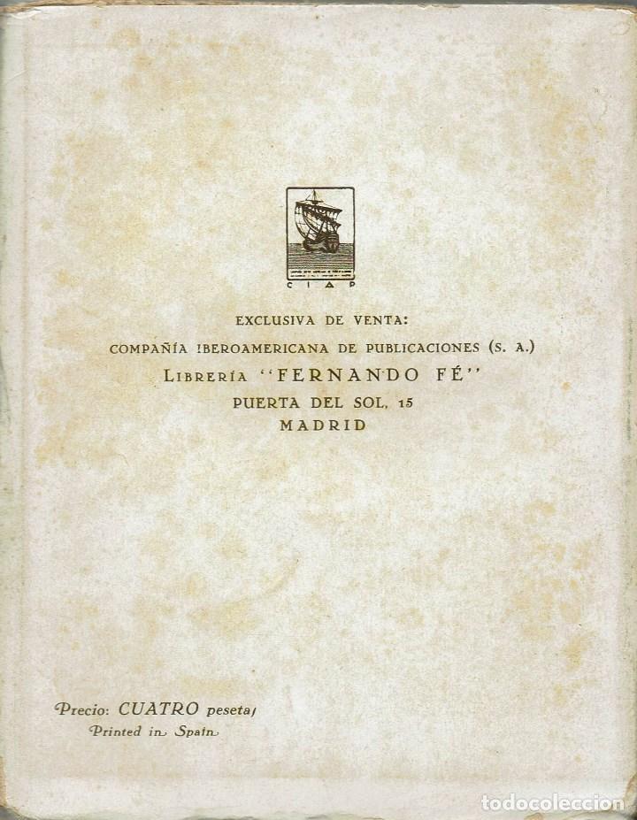 Libros antiguos: AGOR SIN FIN, POR JUAN CHABÁS. AÑO 1930. (9.3) - Foto 2 - 115106059