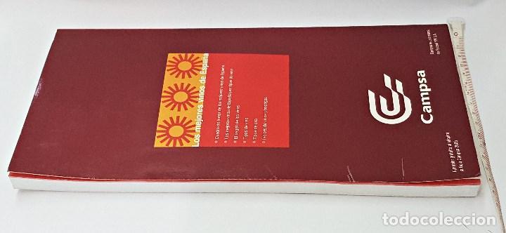Libros antiguos: Guía Campsa los mejores vinos de España. 2006 - Foto 3 - 115110363