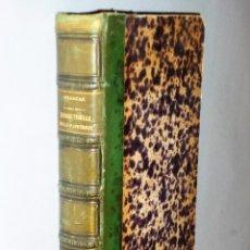 Libros antiguos: DE L´INDUSTRIE DE LA PAPETERIE (1853). Lote 115149559