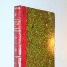 Libros antiguos: TRATADO DE SIDERURGIA (1884). Lote 115149835