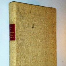 Libros antiguos: LA TRACCIÓN POR VAPOR EN LOS FERROCARRILES (1930). Lote 115149855