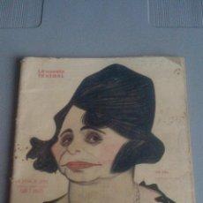 Libros antiguos: LA NOVELA TEATRAL - LOS PERROS DE PRESA (ANTONIO PASO Y JOAQUIN ABATI) - 1920. Lote 115167651