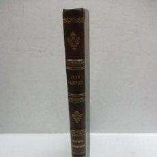 Libros antiguos: POÈMES FANTASQUES. RAMEAU, JEAN.1883. ILUSTR. ARY GOMBARD. ED. NUMERADA Y FIRMADA. PAPEL JAPÓN.. Lote 114799098
