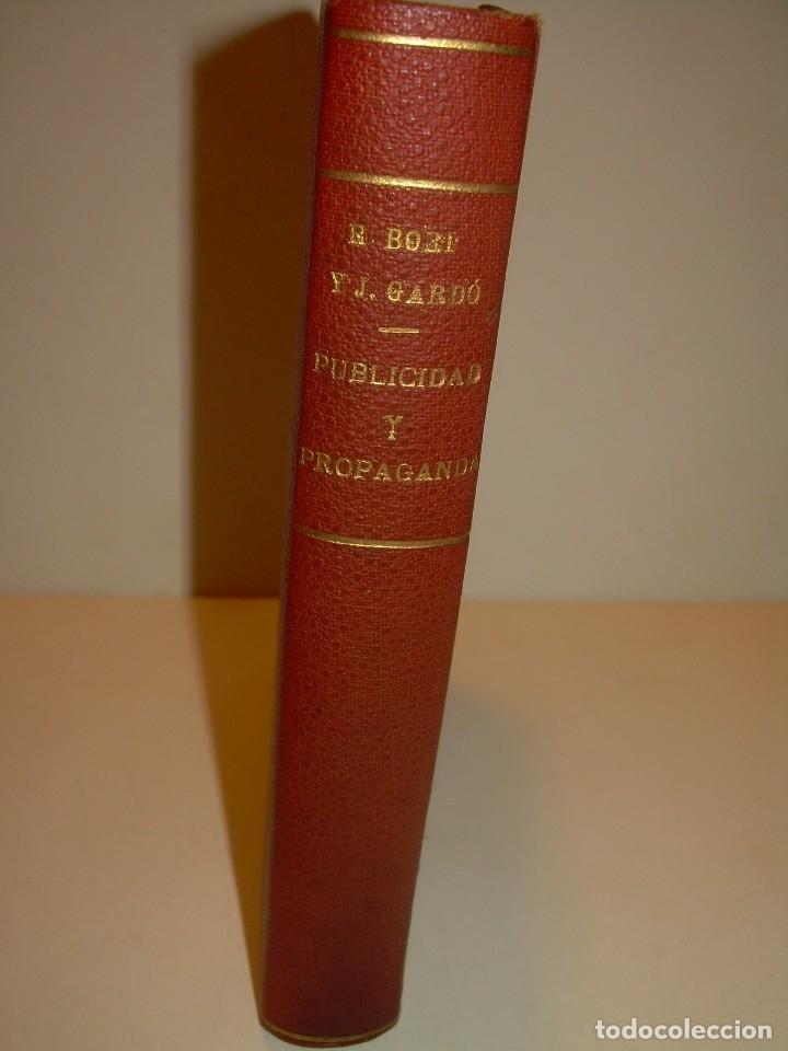 Libros antiguos: MANUAL PRACTICO DE PUBLICIDAD..DOS TOMOS EN UN MISMO LIBRO....AÑO. 1928..CON INFINADAD DE GRABADOS. - Foto 2 - 115229199