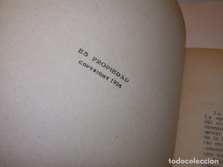 Libros antiguos: MANUAL PRACTICO DE PUBLICIDAD..DOS TOMOS EN UN MISMO LIBRO....AÑO. 1928..CON INFINADAD DE GRABADOS. - Foto 4 - 115229199