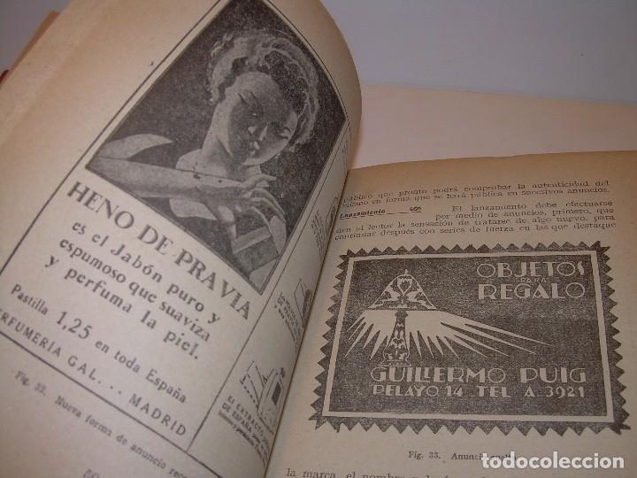 Libros antiguos: MANUAL PRACTICO DE PUBLICIDAD..DOS TOMOS EN UN MISMO LIBRO....AÑO. 1928..CON INFINADAD DE GRABADOS. - Foto 6 - 115229199