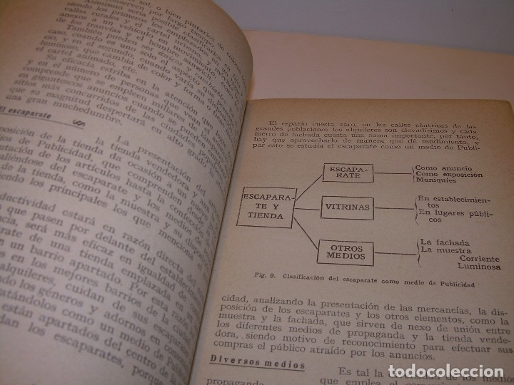 Libros antiguos: MANUAL PRACTICO DE PUBLICIDAD..DOS TOMOS EN UN MISMO LIBRO....AÑO. 1928..CON INFINADAD DE GRABADOS. - Foto 7 - 115229199