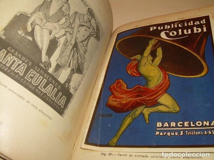 Libros antiguos: MANUAL PRACTICO DE PUBLICIDAD..DOS TOMOS EN UN MISMO LIBRO....AÑO. 1928..CON INFINADAD DE GRABADOS. - Foto 15 - 115229199