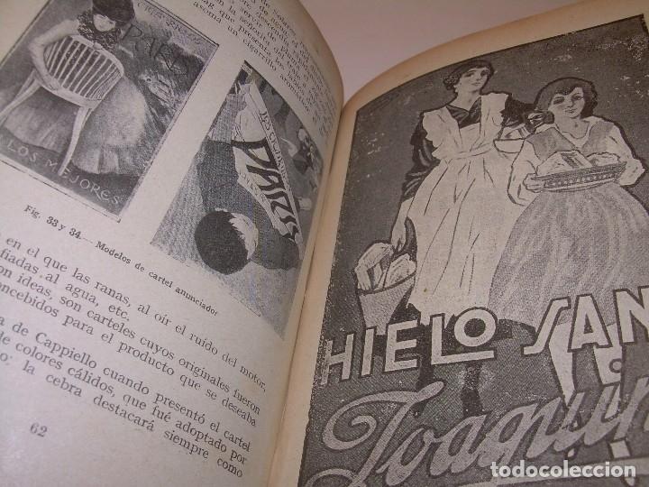 Libros antiguos: MANUAL PRACTICO DE PUBLICIDAD..DOS TOMOS EN UN MISMO LIBRO....AÑO. 1928..CON INFINADAD DE GRABADOS. - Foto 16 - 115229199
