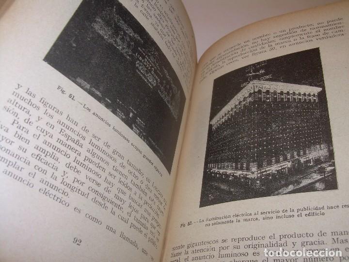 Libros antiguos: MANUAL PRACTICO DE PUBLICIDAD..DOS TOMOS EN UN MISMO LIBRO....AÑO. 1928..CON INFINADAD DE GRABADOS. - Foto 17 - 115229199