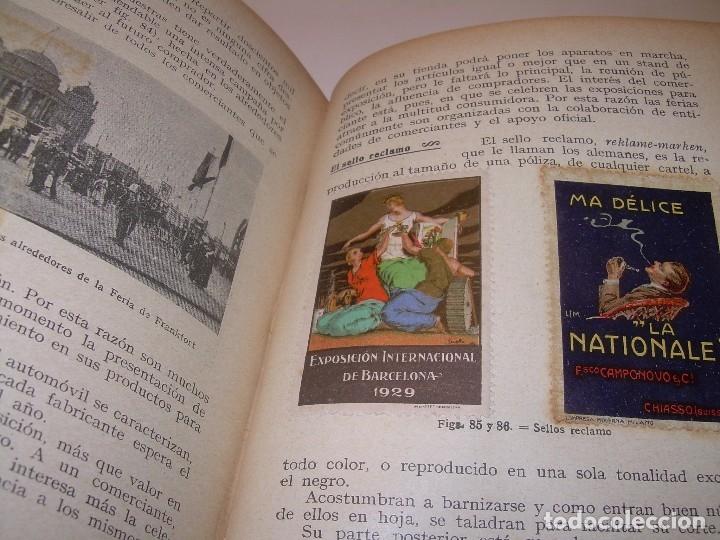 Libros antiguos: MANUAL PRACTICO DE PUBLICIDAD..DOS TOMOS EN UN MISMO LIBRO....AÑO. 1928..CON INFINADAD DE GRABADOS. - Foto 18 - 115229199