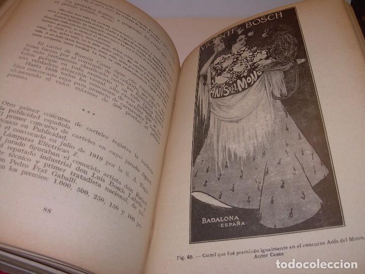Libros antiguos: MANUAL PRACTICO DE PUBLICIDAD..DOS TOMOS EN UN MISMO LIBRO....AÑO. 1928..CON INFINADAD DE GRABADOS. - Foto 19 - 115229199