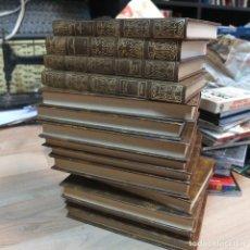 Libros antiguos: LOTE 14 LIBROS BIBLIOTECA DE CLASICOS UNIVERSALES -ORBIS. Lote 115235779
