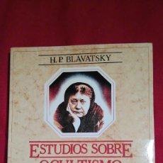 Libros antiguos: SECRETOS SOBRE OCULTISMO (H.P.BLAVATSKY). Lote 115243943