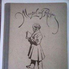Libros antiguos: RIEDRICH MENZEL AUF REISEN BERLIN 1923. Lote 115245827