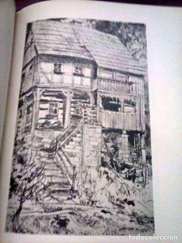 Libros antiguos: RIEDRICH MENZEL AUF REISEN BERLIN 1923 - Foto 4 - 115245827