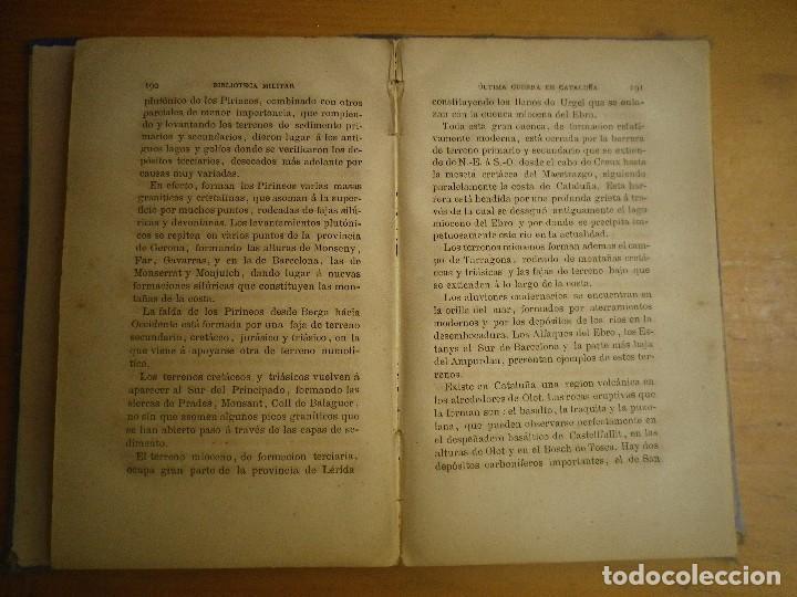 Libros antiguos: BIBLIOTECA MILITAR TOMO X SEPTIEMBRE 1877 TOMO XIII DICIEMBRE 1877 VER FOTOS - Foto 9 - 115246703