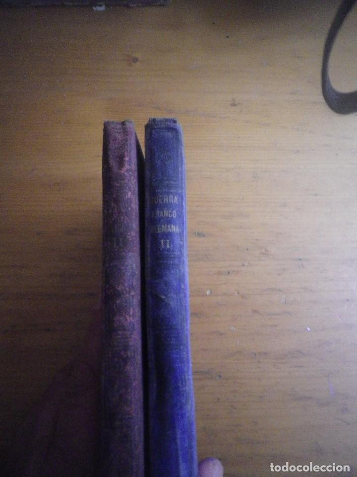 Libros antiguos: BIBLIOTECA MILITAR TOMO X SEPTIEMBRE 1877 TOMO XIII DICIEMBRE 1877 VER FOTOS - Foto 10 - 115246703
