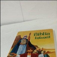 Libros antiguos: BIBLIA INFANTIL.. Lote 115260303