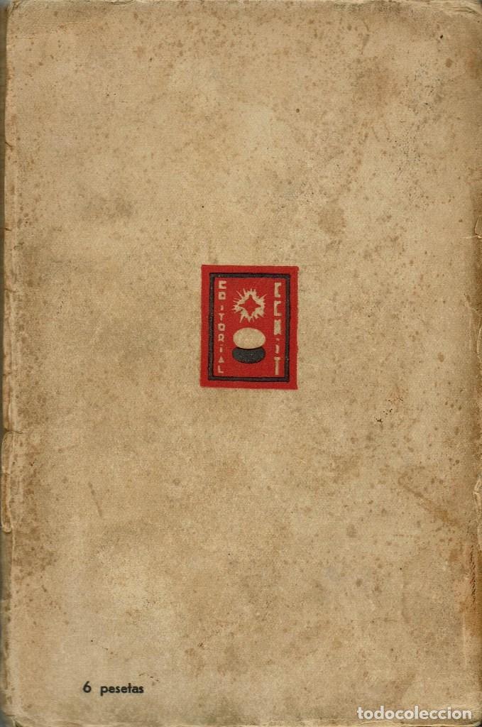 Libros antiguos: SOBRE EL DON APACIBLE, POR MIGUEL CHOLOKHOV. AÑO 1930 (10.3) - Foto 2 - 115282135