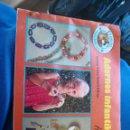 Libros antiguos: EL OSITO HABILIDOSO. ADORNOS INFANTILES HECHOS POR TÍ. SABINE CUNO/ KIRSCH. EVEREST 1989. Lote 115290947
