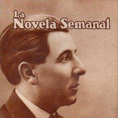 Libros antiguos: ANDRÉS GONZÁLEZ BLANCO: EL FADO DEL PAÇO D'ARCOS (LA NOVELA SEMANAL, 1922). Lote 115294211