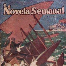 Libros antiguos: A. MARTÍNEZ OLMEDILLA : ¡NO ERA ÉL...! (LA NOVELA SEMANAL, 1923). Lote 115302839