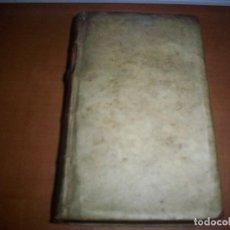 Libros antiguos: PIEZA UNICA DE 1718 . TOMO 4 DE RECUEIL DE VOYAGES DU NORD. A. AMSTERDAM. JEAN FREDERIC BERNARD. Lote 115318415