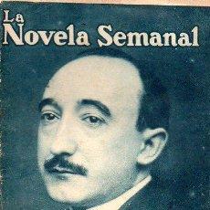 Libros antiguos: WENCESLAO FERNÁNDEZ FLÓREZ : AIRE DE MUERTO (LA NOVELA SEMANAL, 1921). Lote 115320523