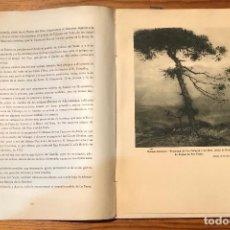 Libros antiguos: LA SIRRA DE GREDOS (30€). Lote 115333139